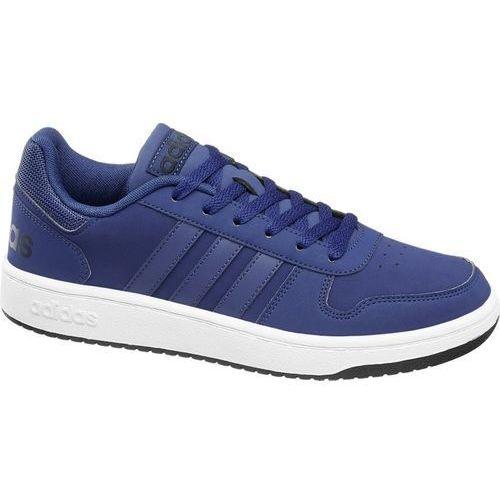 sneakersy męskie adidas Vs Hoops Low