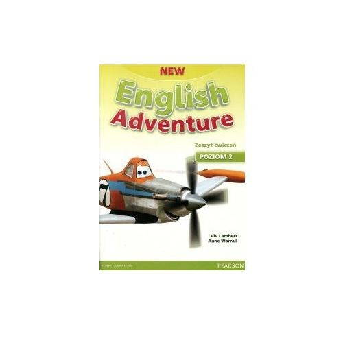 New English Adventure 2. Ćwiczenia + DVD (Do Wersji Wieloletniej)