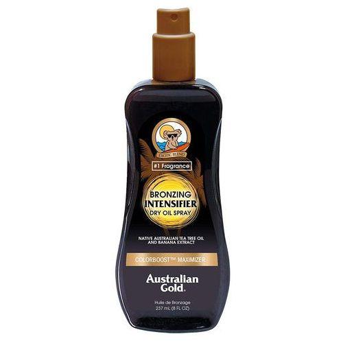 Australian gold intensifier bronzing dry oil spray | suchy olejek przyspieszający opalanie 237ml