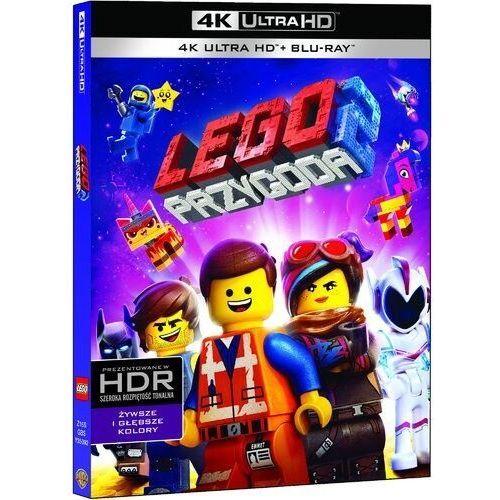 LEGO PRZYGODA 2 (2BD 4K) (Płyta BluRay) (7321931350921)