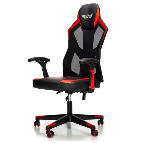 Fotel gamingowy NORDHOLD - IGNIS - czerwony (5908239699741)