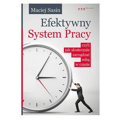 Efektywny System Pracy, czyli jak skutecznie zarządzać sobą w czasie Maciej Sasin