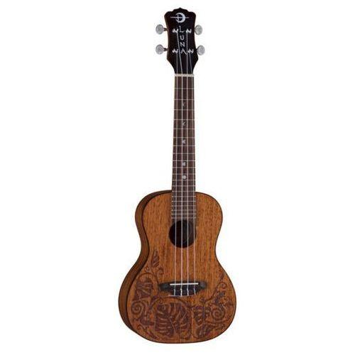 Luna Mo′o ukulele koncertowe