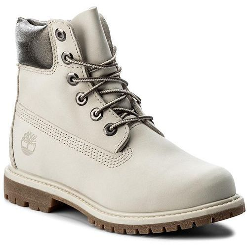 Trapery TIMBERLAND - 6In Premium Boot W A1BKI Rainy Day, 36-40