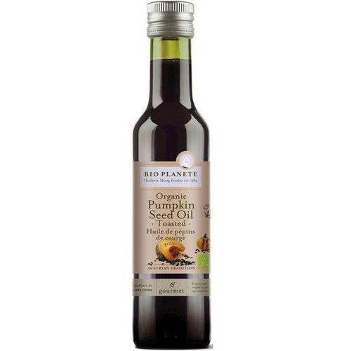 Olej z pestek dyni (z prażonych pestek) BIO 250 ml - BIO PLANETE