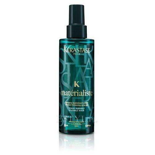 Kérastase K Flexible Hold (Materialiste, All-Over Thickening Spray Gel) 195 ml (3474630714120)