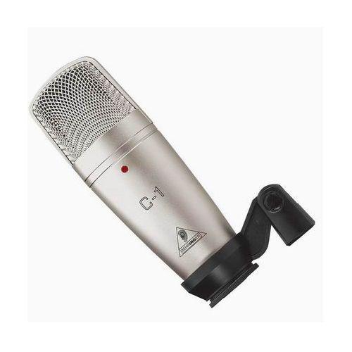 Behringer C1 mikrofon pojemnościowy, 4033653080187