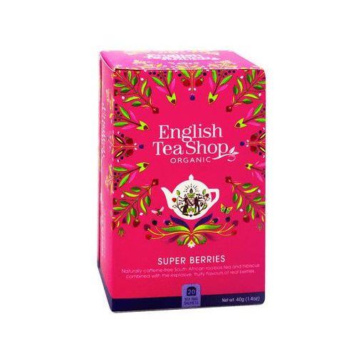 English tea shop Ets super berries 20 saszetek