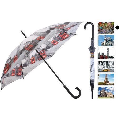 Parasol manualny city, parasolka - Ø 105 cm marki Emako