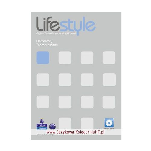 Lifestyle Elementary. Książka Nauczyciela + Test Master CD-ROM (9781408237120)
