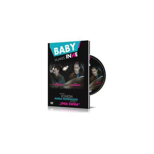 Marek koterski Baby są jakieś inne. darmowy odbiór w niemal 100 księgarniach!