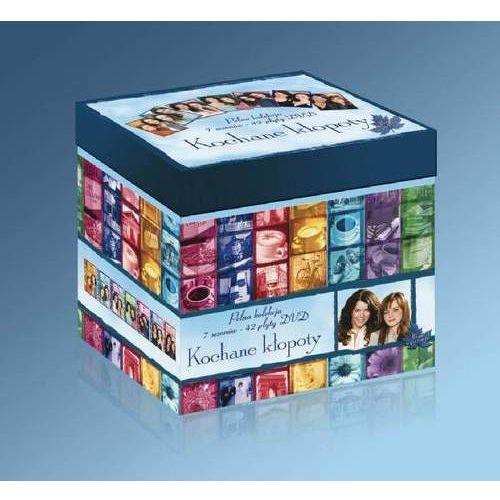 Galapagos films Kochane kłopoty, pełna kolekcja (42 dvd) (płyta dvd)