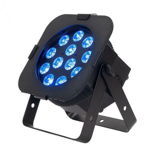 12px hex - reflektor led rgbaw+uv czarny płaski 12 x 12w marki American dj