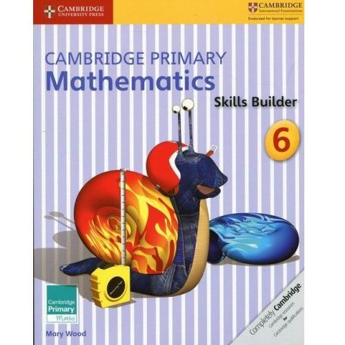 Cambridge Primary Mathematics Skills Builders 6 (2016)
