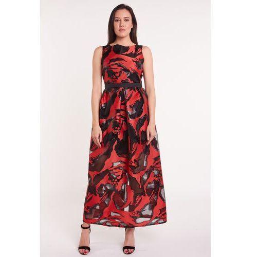 0f1a34b230 Długa suknia wieczorowa marki Yvette 420