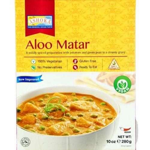 Aloo Matar (Ziemniaki z groszkiem w kremowym sosie) (8901552005029)