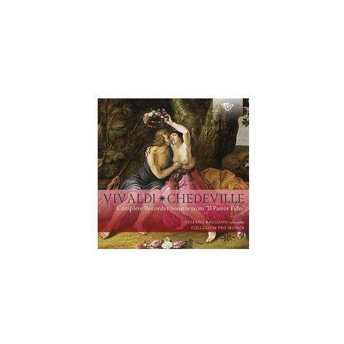 Vivaldi/Chedeville: Complete Recorder Sonatas - Dostawa 0 zł