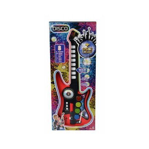 Simba My music world disco gitara - darmowa dostawa od 199 zł!!! (4006592008505)