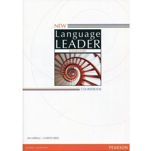 New Language Leader Elementary. Podręcznik (160 str.)