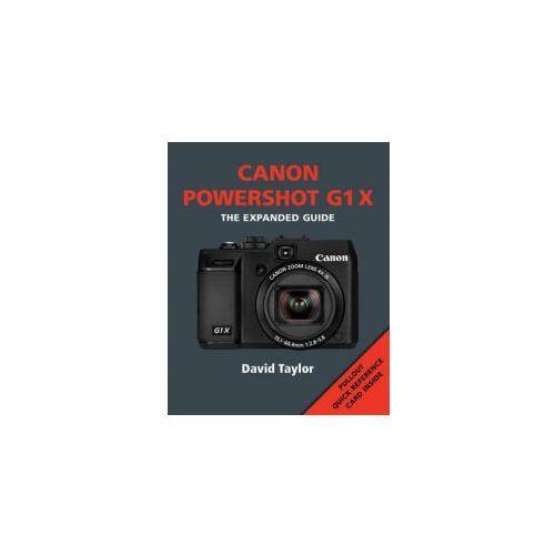 Canon Powershot G1 X, pozycja z kategorii Literatura obcojęzyczna