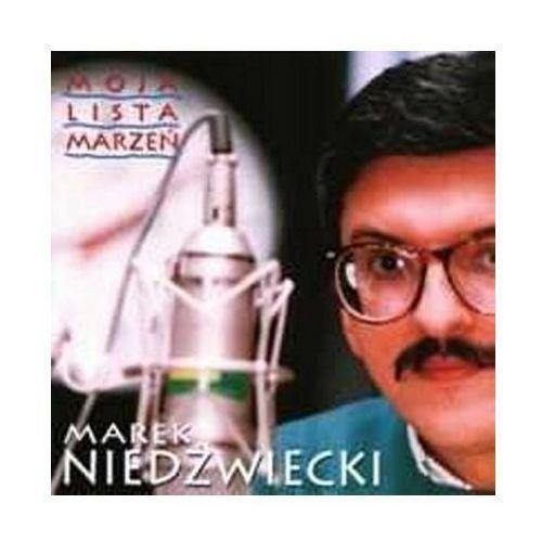 Empik.com Moja lista marzeń - marek niedźwiecki (cd) - various (5901844904026)