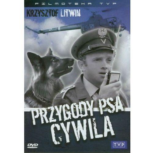 Przygody psa cywila (dvd) - krzysztof szmagier. darmowa dostawa do kiosku ruchu od 24,99zł marki Telewizja polska