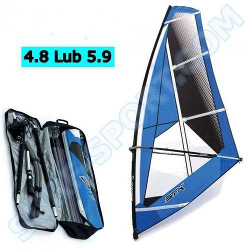 Żagiel do Deski Windsurfingowej Wind SUP STX Evolve 2019 Cały Pędnik (8717264586967)