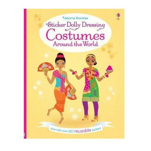 Sticker Dolly Dressing Costumes Around the World (9781474920568)