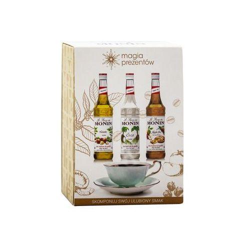 Monin zestaw magia prezentów - 3 x 50 ml (5902768948226)