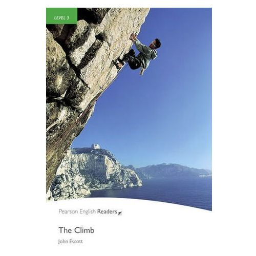 The Climb + MP3. Penguin Readers, Pearson