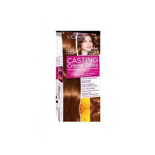L'OREAL Casting Creme Gloss farba do wlosow 534 Syrop Klonowy - produkt dostępny w Palaver