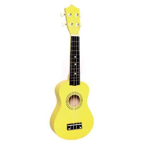 fzu-002 21 yellow ukulele sopranowe marki Fzone