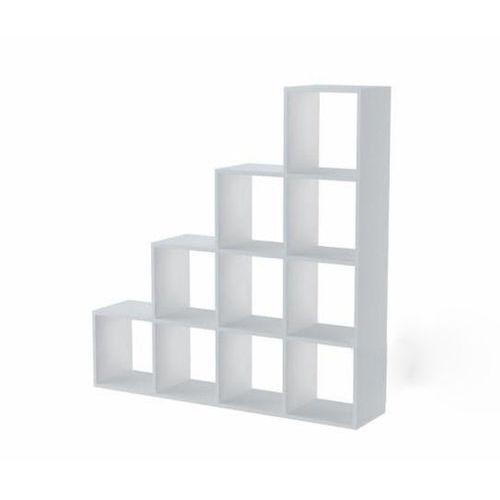 Regał schodowy komorowy komoda schody ikea duży nowy design marki Eu-trade