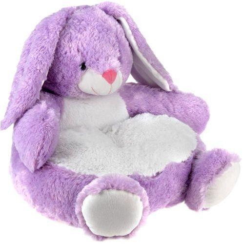 Pluszak - siedzisko pluszowe z oparciem dla dzieci (5902891242840)