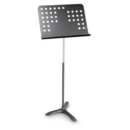 ns orc 2 l - pulpit do nut typu orkiestrowy z dziurkowaną płytą, wysoki marki Gravity