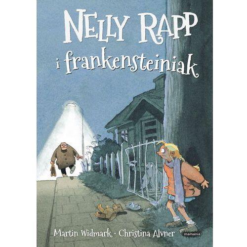 Nelly Rapp i frankensteiniak - Martin Widmark (9788365087287)