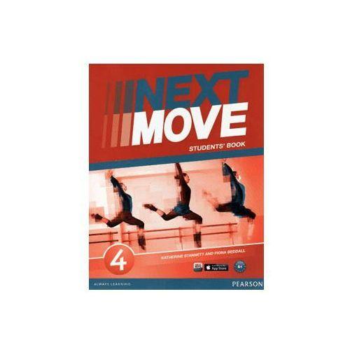 Język angielski Next Move 4 podręcznik GIMN - Beddall Fiona, Stannett Katherine