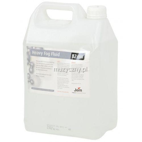 heavy fog fluid standard b2 mix 5l płyn do ciężkiego dymu marki Jem