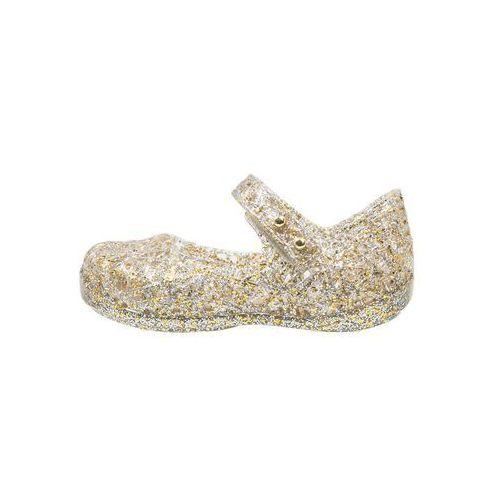 Melissa MINI CAMPANA ZIG ZAG Baleriny z zapięciem gold glitter - sprawdź w Zalando.pl