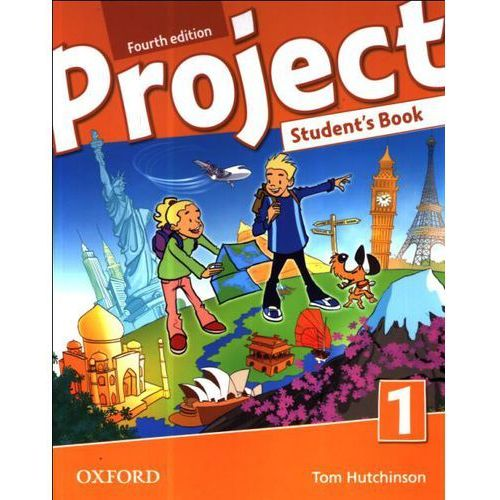 Project 1. Szkoła podstawowa, część 1. Język angielski. Podręcznik. Fourth edition, Oxford University Press