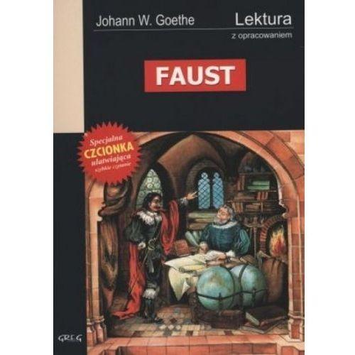 Faust cz.1 /Greg/lekt.z oprac./ (9788373273542)
