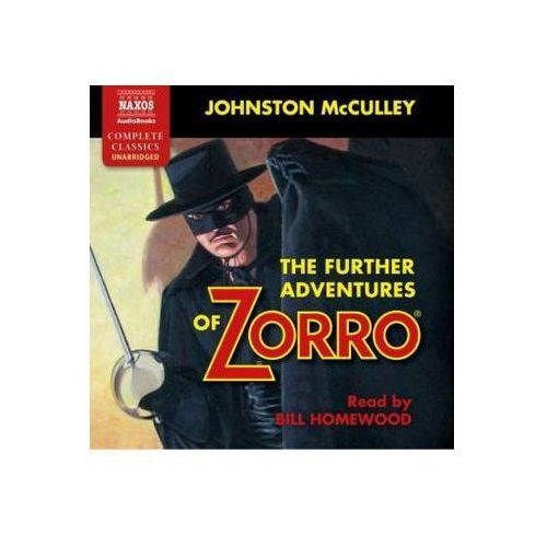 Mcculley, johnston Further adventures of zor