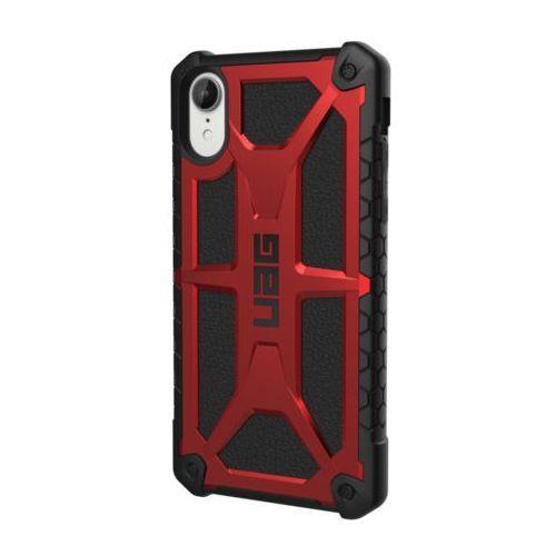 UAG Monarch - obudowa pancerna do iPhone XR (czerwona)