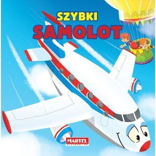 Pojazdy - Szybki Samolot, Agnieszka Nożyńska-Demianiuk