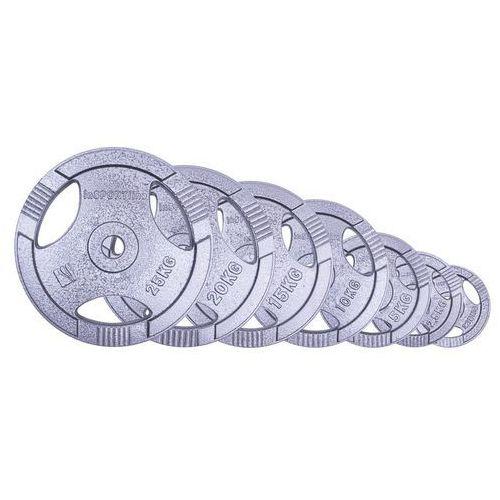 Obciążenie stalowe hamerton 2,5 kg marki Insportline