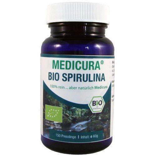 Tabletki Spirulina BIO (Medicura) 60g 150 tabl.