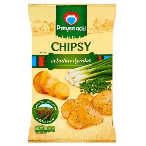 Intersnack poland sp. z o.o. Chipsy przysnacki o smaku cebulka dymka 135 g (5900073020040)