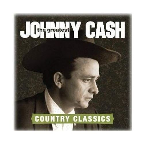 Johnny Cash - The Greatest: Country Songs, 88691903342