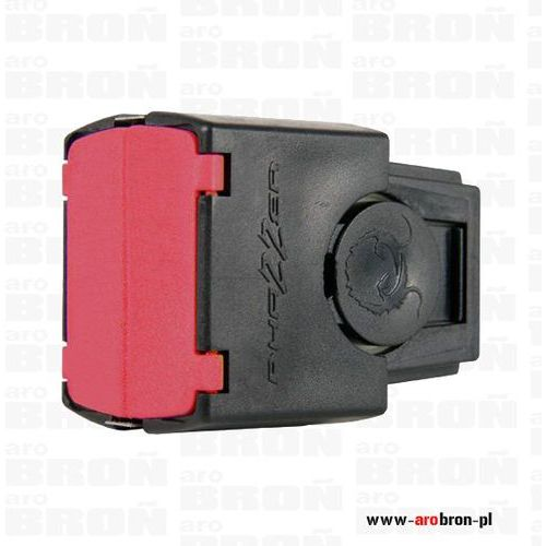 Kartridż z kulą pieprz. zasięg do 7,5m - czerwony Phazzer, marki Phazzer - paralizatory do zakupu w www.arobron.pl