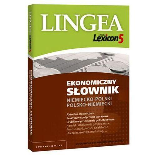 Lexicon 5. Ekonomiczny słownik niemiecko-polski, polsko-niemiecki (1 str.)